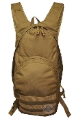 Expandable Hydration Pack (Coyote Brown)