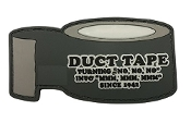 """Duct Tape"" Moral Patch"