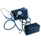 BP Cuff and Stethoscope (Pediatric)
