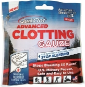 QuikClot Advanced Clotting Gauze (2 pack)