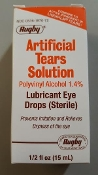 Artificial Tear Solution