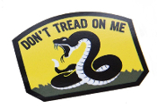Don't Tread - Sticker
