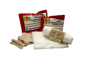 "H&H ""Thin-H"" Combat Compression Bandage"