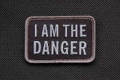 """I am the Danger"" Patch"