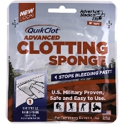 QuikClot Advanced Clotting Sponge (25g)